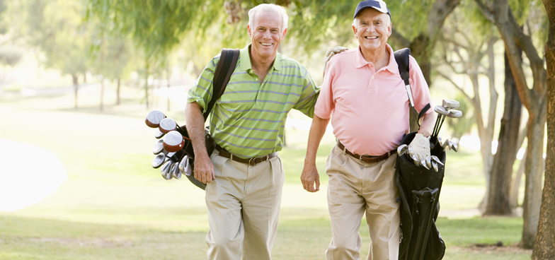 Think Fitness: Golf can reduce glucose levels