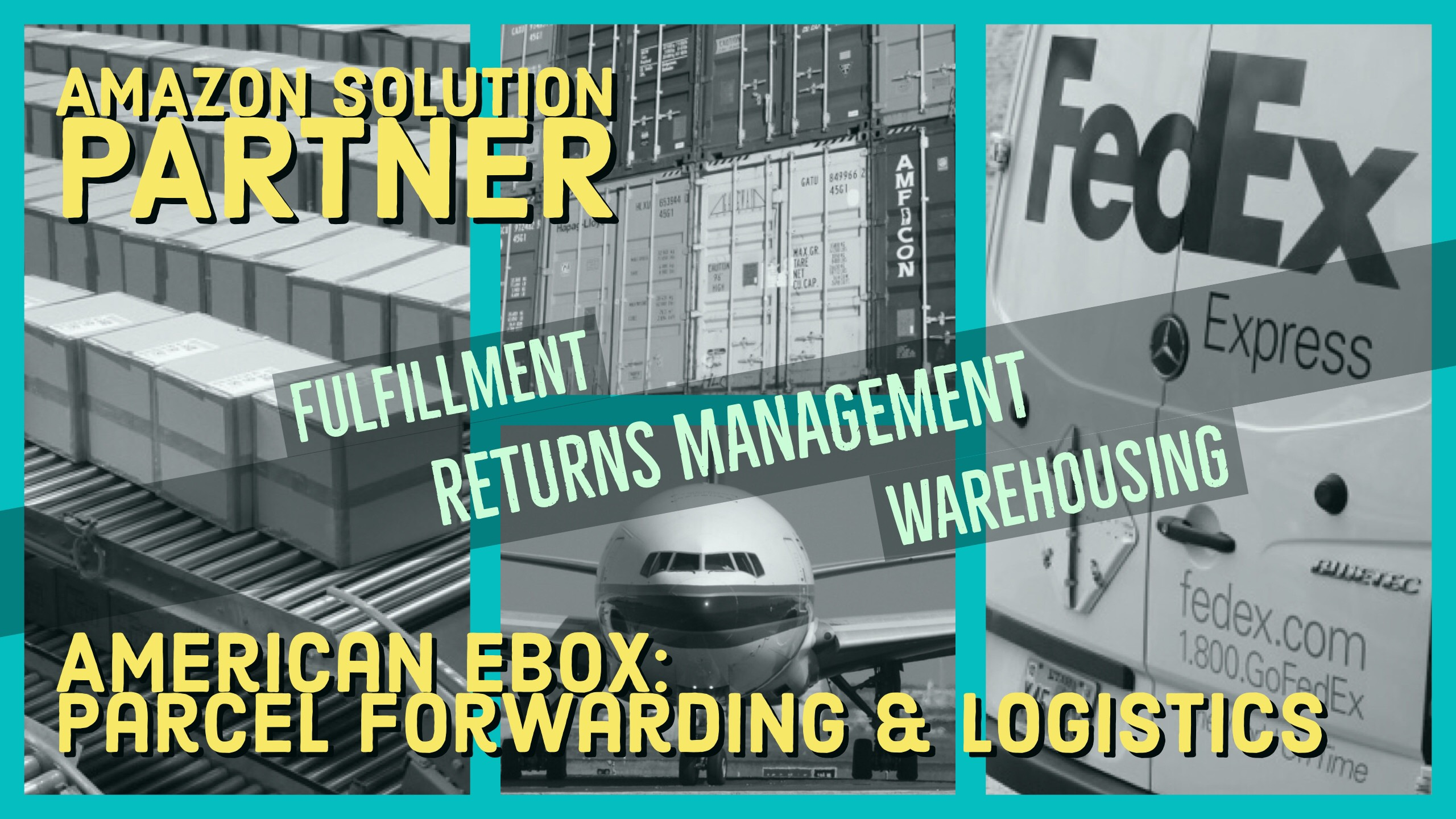 Authorized Amazon Solution Provider - Managing Returns & Fulfillment