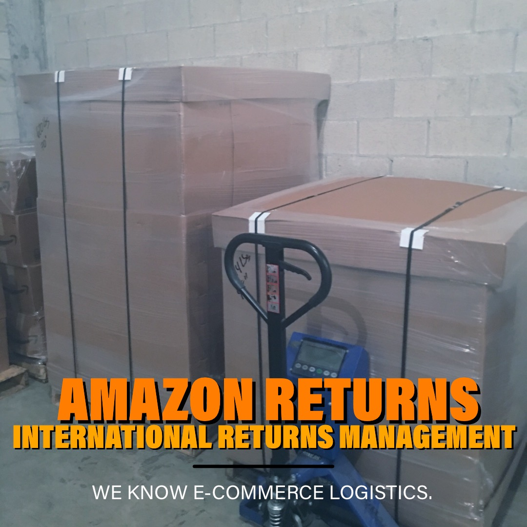 Inside our Amazon Returns Operations - Take a glance at the consolidation process